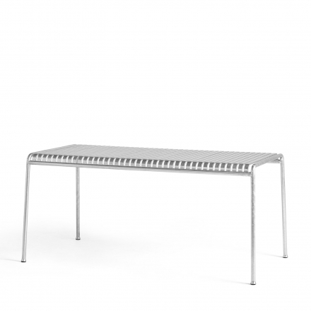 Tisch Palissade Farbe hot galvanised