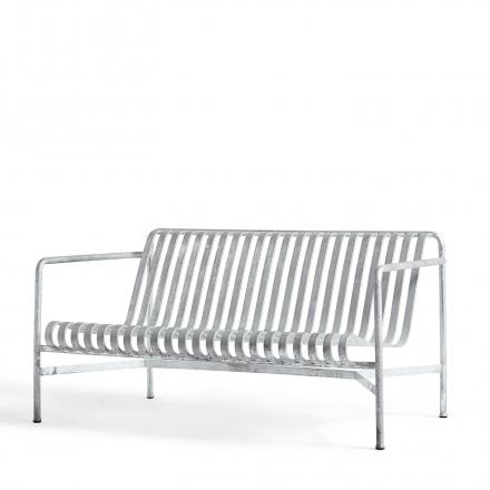 Sofa Lounge Palissade Farbe hot galvanised