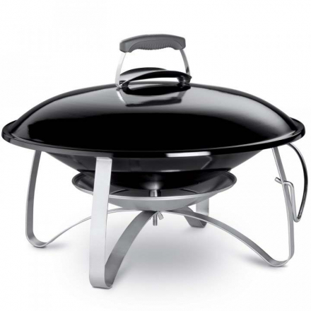 Weber Fireplace, Black
