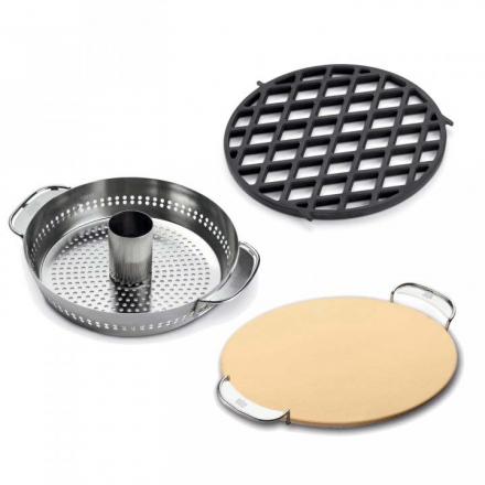 Weber 3er Set - Gourmet BBQ System