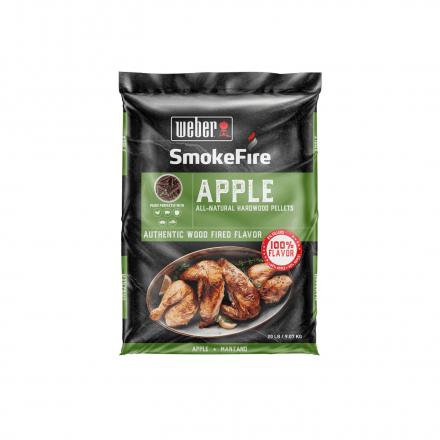 Weber SmokeFire Holzpellets Apfelholz
