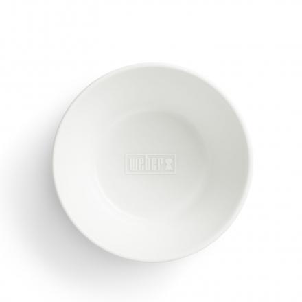 Weber Porzellan-Schüssel 14 cm, 2er Set