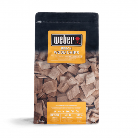 Weber Räucherchips Buche
