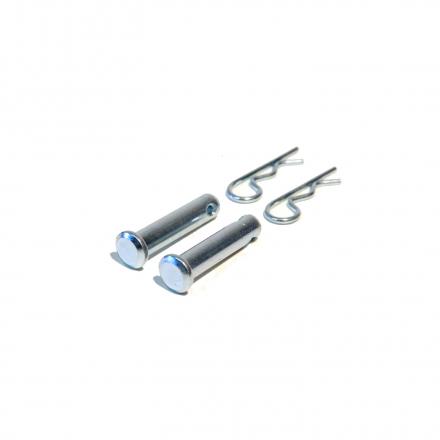 Weber Bolzen und Splinte für Deckelbefestigung Q
