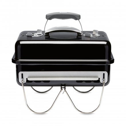 Weber Holzkohlegrill Go-Anywhere, Black