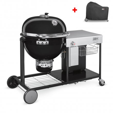 Weber Summit Charcoal Holzkohle Grillcenter