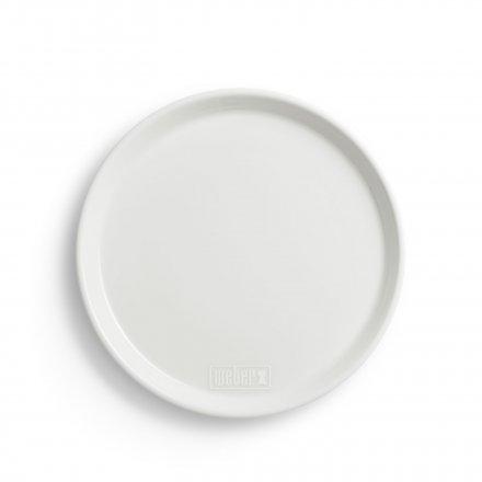 Weber Porzellan-Teller 20,5 cm, 2er Set