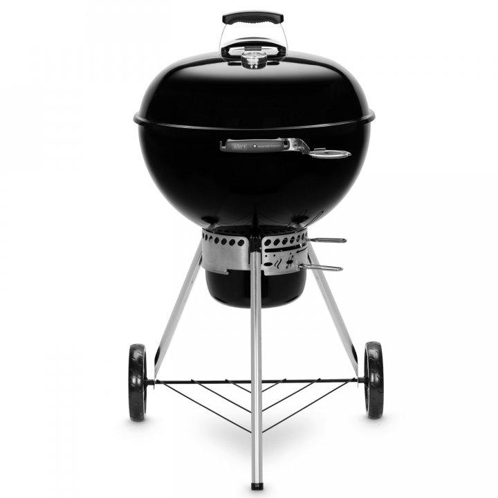 Weber Master Touch GBS SE E-5755, 57 cm, Black