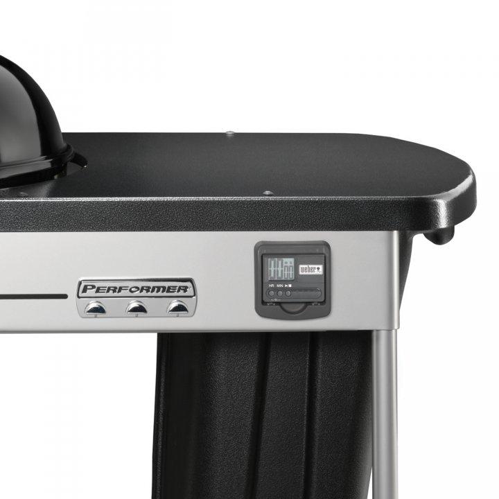 Weber Seitentisch Performer 2015 (passend auch f�r Vorg�ngermodell)