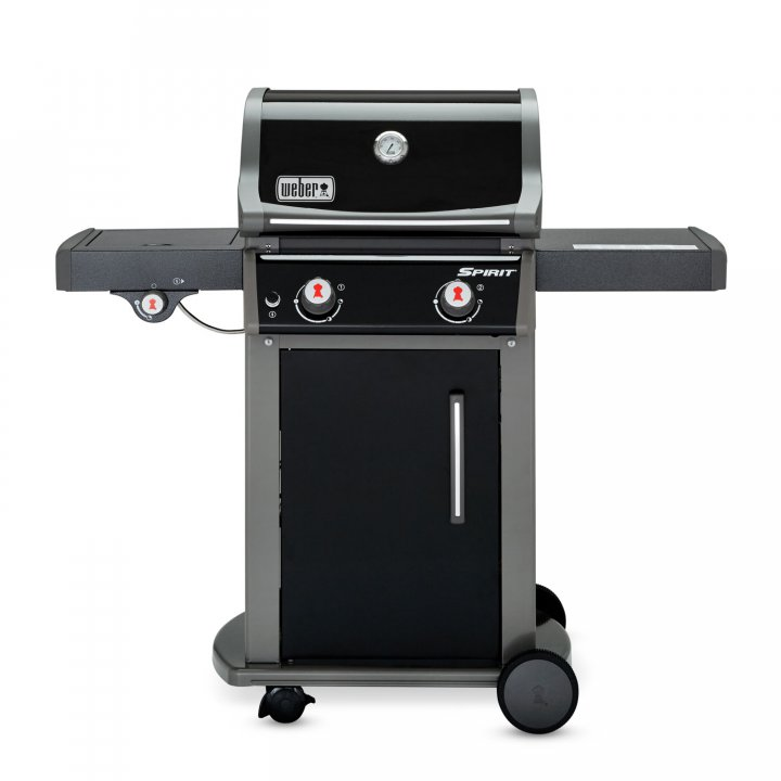 Weber Spirit E 220, Original GBS, Black