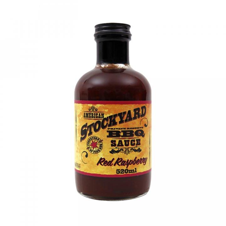 Stockyard Red Raspberry BBQ Sauce