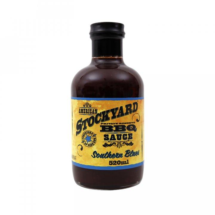 Stockyard Southern Blues BBQ Sauce