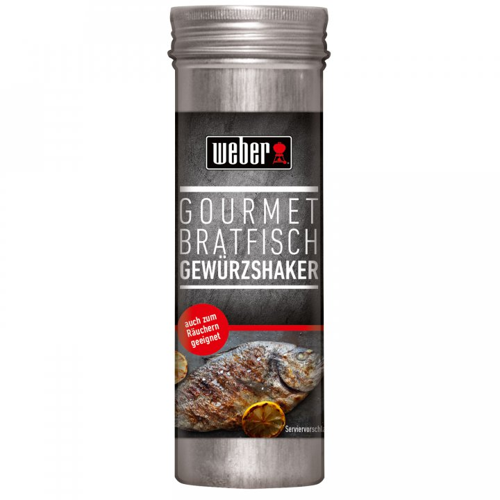 Weber Gourmet Bratfisch Gewürzshaker