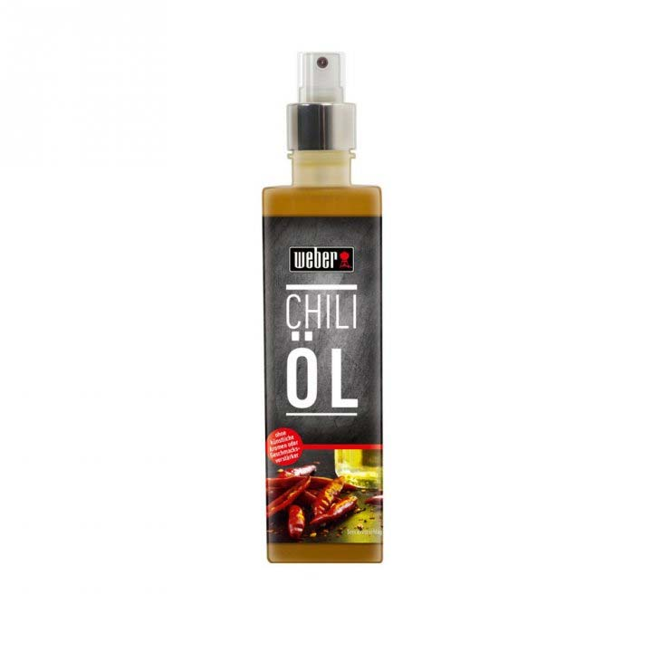 Weber Chili Öl