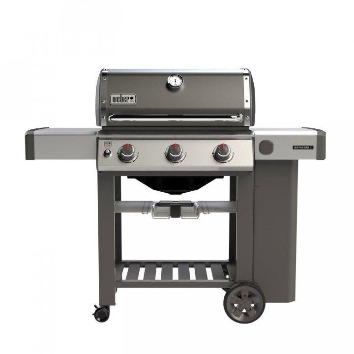 Weber Genesis II E-310 GBS, Smoke Grey 2019