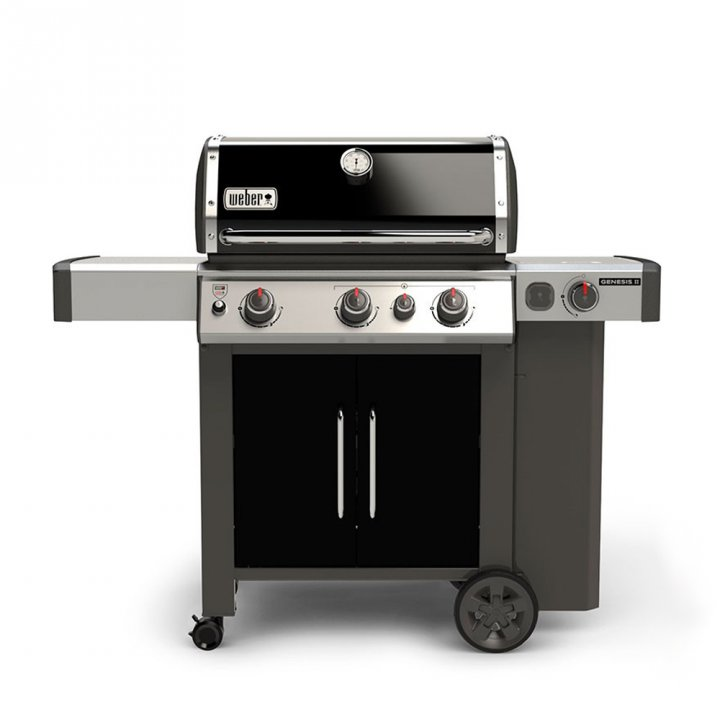 weber genesis ii ep 335 gbs gasgrill g nstig kaufen weststyle. Black Bedroom Furniture Sets. Home Design Ideas