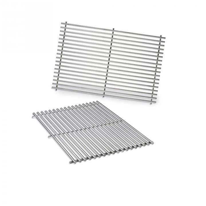 weber grillrost genesis 300 serie edelstahl g nstig kaufen weststyle. Black Bedroom Furniture Sets. Home Design Ideas
