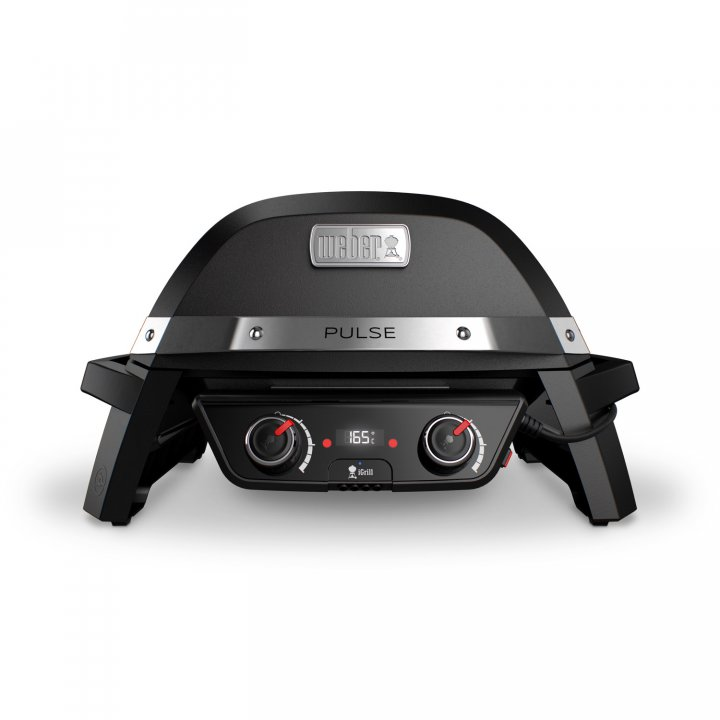 weber pulse 2000 grillpower mit 2200 watt. Black Bedroom Furniture Sets. Home Design Ideas