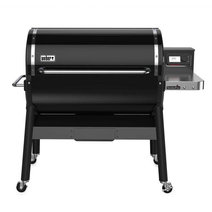 Weber Smoke Fire EX6 Holzpelletgrill GBS, Black