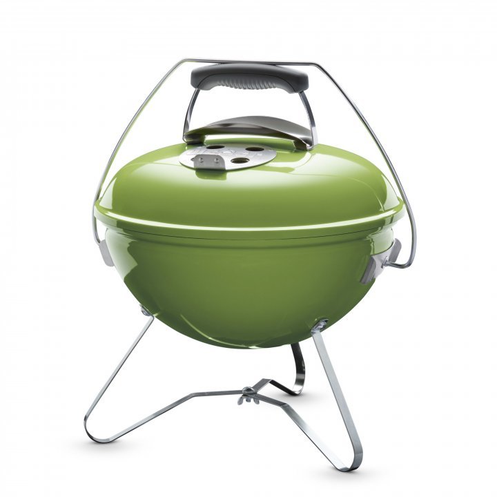 Weber Smokey Joe Premium 37 cm, Spring Green