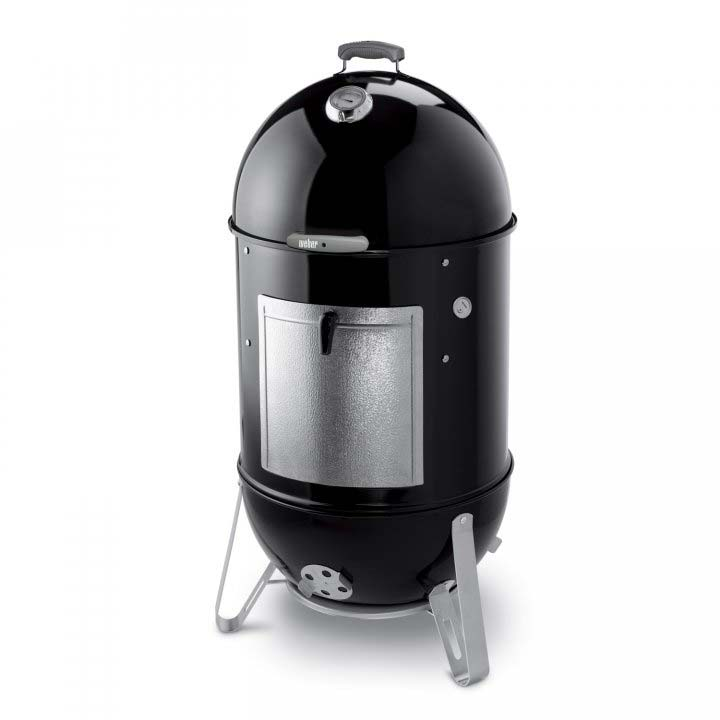 Weber Smokey Mountain Cooker 57 cm + gratis Artikel