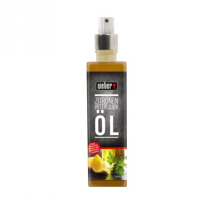 Weber Zitronen Petersilien Öl