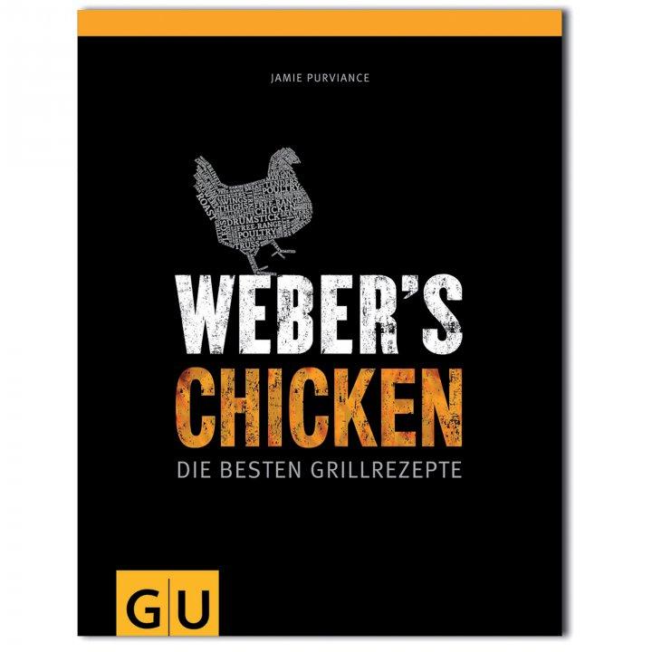 Webers CHICKEN Grillbuch