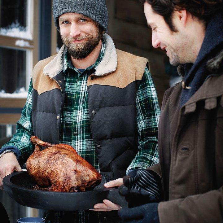 Weihnachtsgans vom Weber Grill (15.12.18) um 11 Uhr