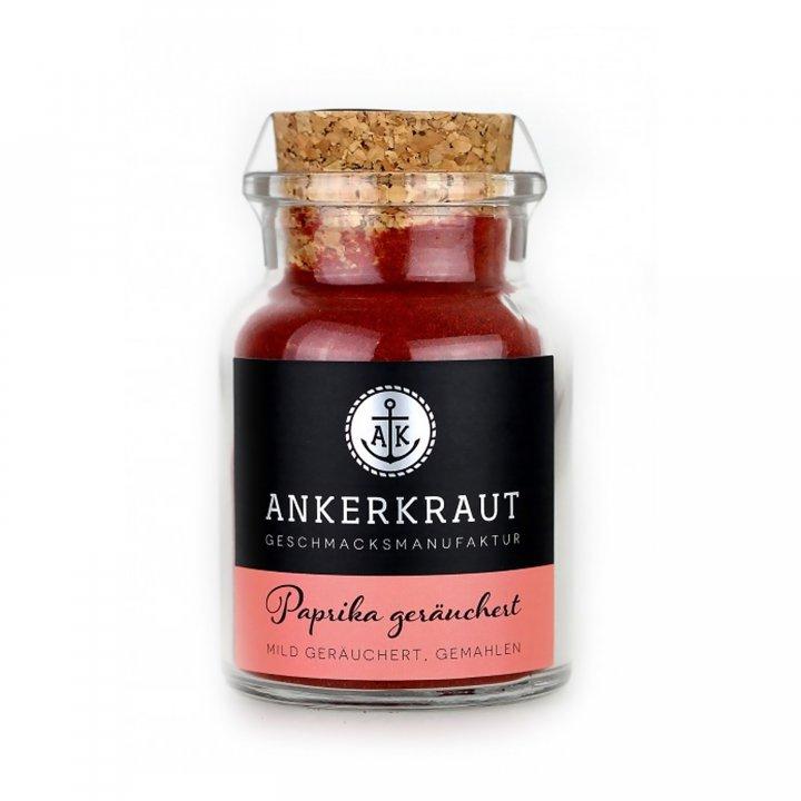 Ankerkraut Paprika geräuchert, gemahlen