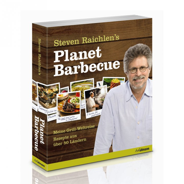 "BBQ Buch ""Planet Barbecue!"", Steven Raichlen"