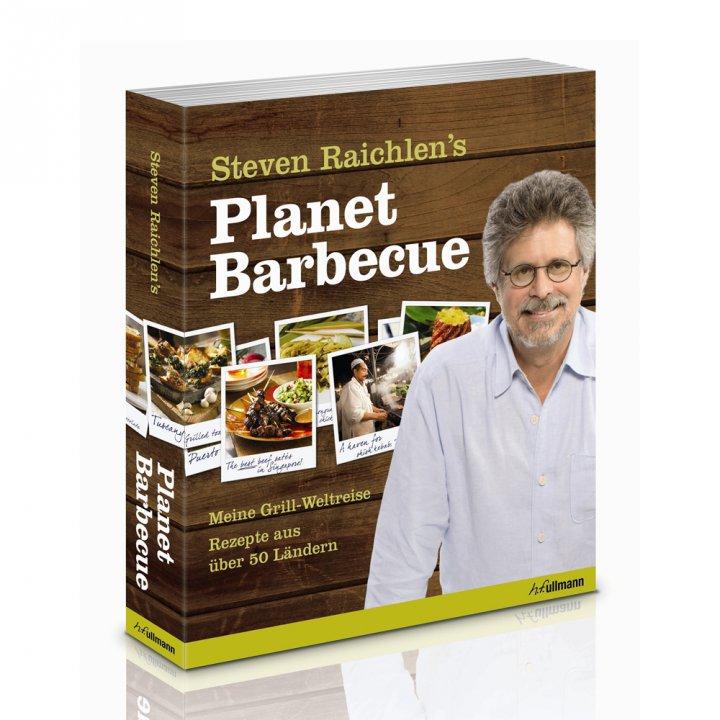 "BBQ Buch ""Planet Barbecue!"", Steven Raichlen"
