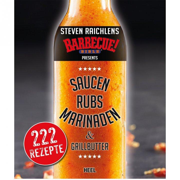 """BBQ Buch """"Saucen, Rubs, Marinaden"""", Steven Raichlen"""
