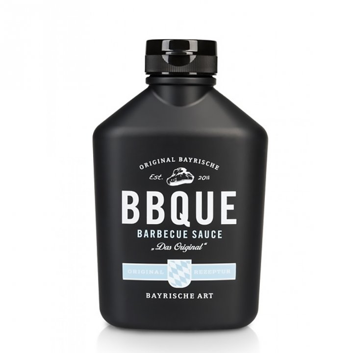 BBQUE Bayrische Barbecue Sauce Das Original
