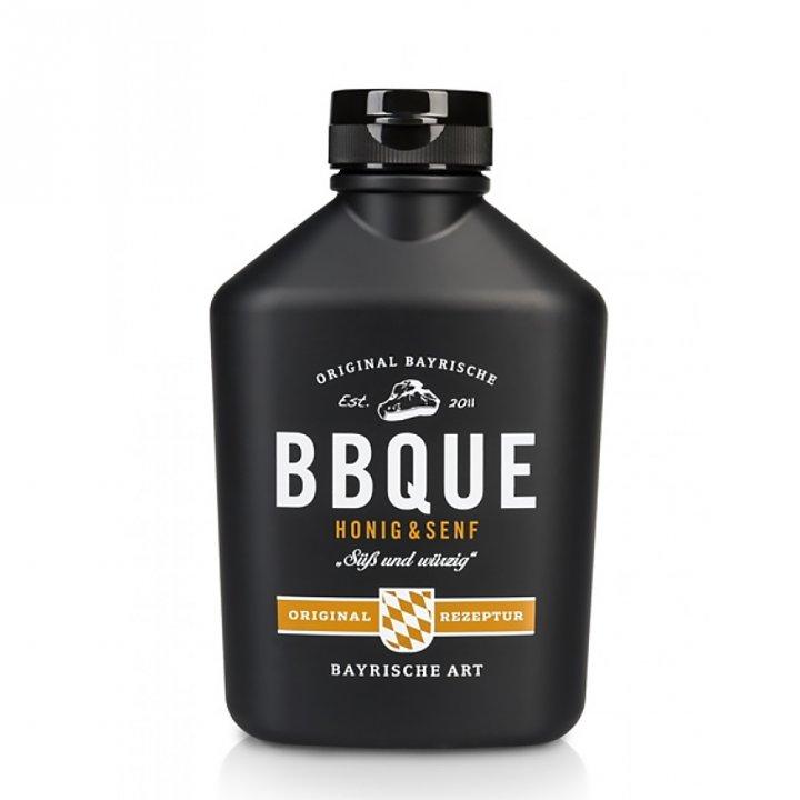 BBQUE Bayrische Barbecue Sauce Honig & Senf