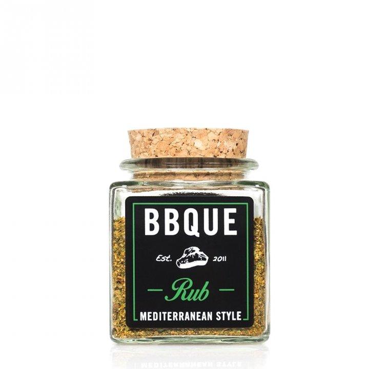 BBQUE Mediterranean Style Rub 70 g