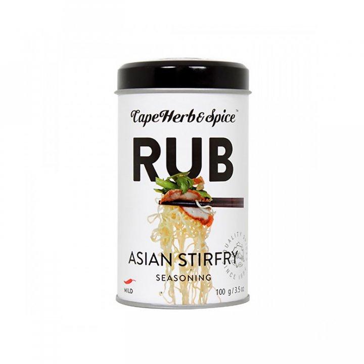 Cape Herb & Spice Rub Asian Stirfry 100 g