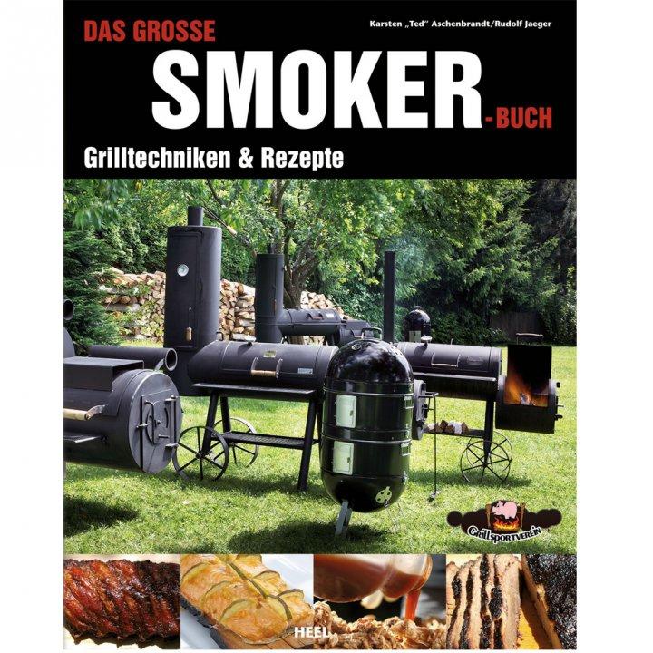 "Smoker Buch ""Das große Smoker Buch"", Ted Aschenbrandt"