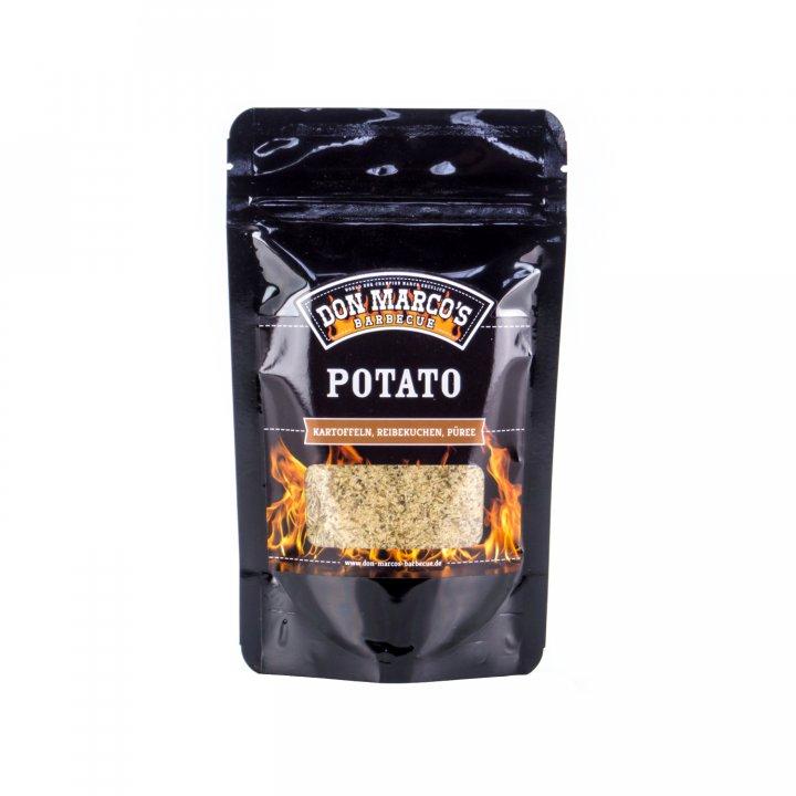 Don Marcos Barbecue Potato