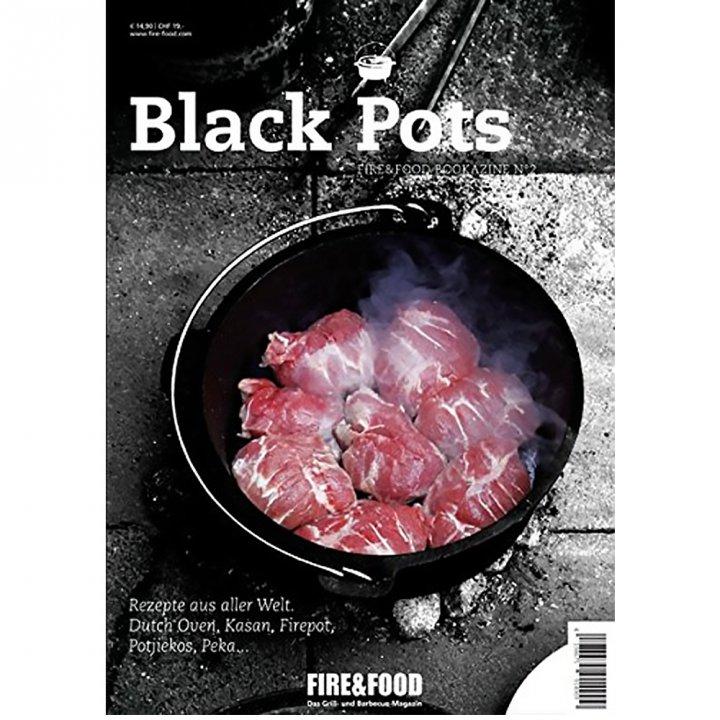 "Dutch Oven Buch ""Black Pots"""