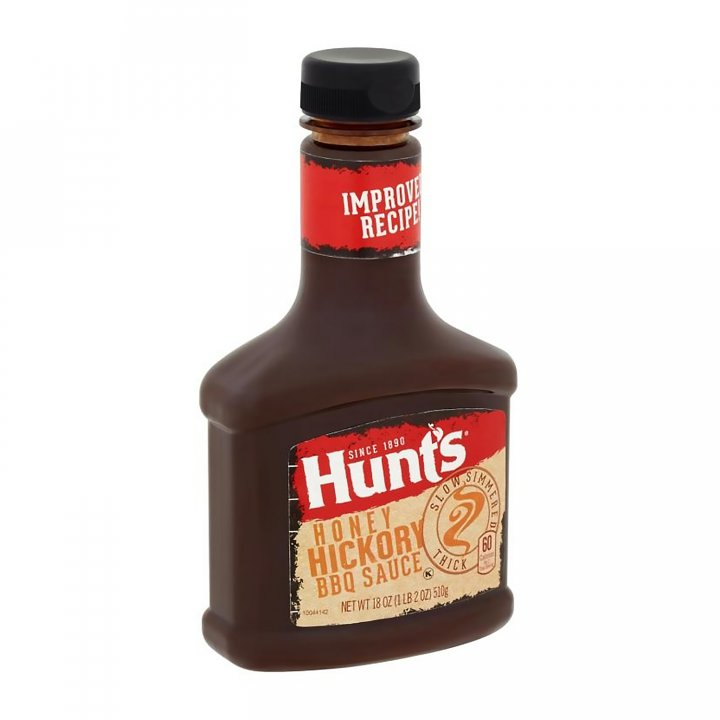Hunt's BBQ Sauce Honey Hickory