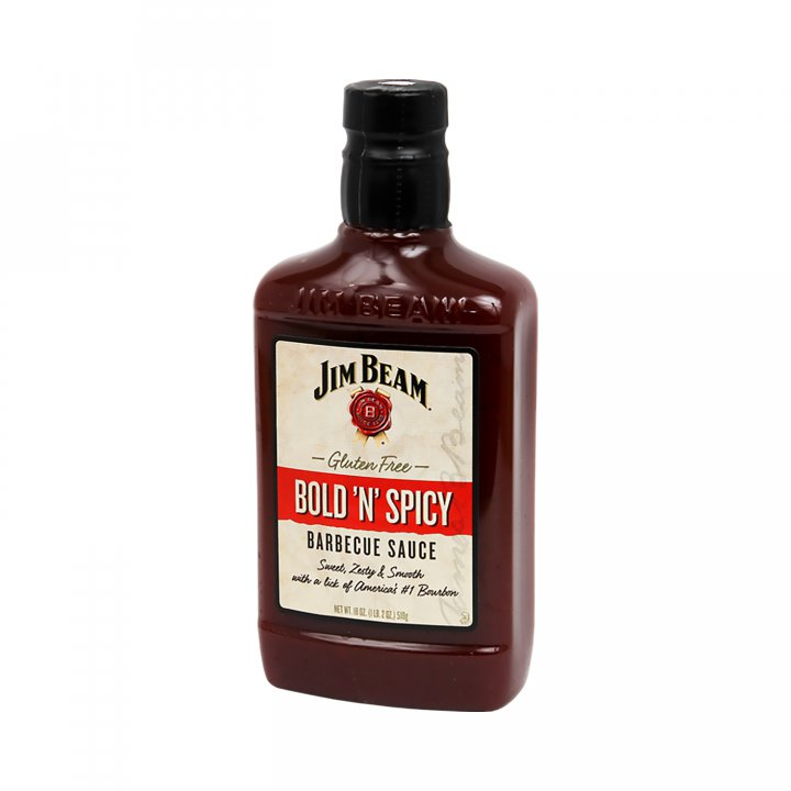 Jim Beam Bold N'Spicy BBQ Sauce
