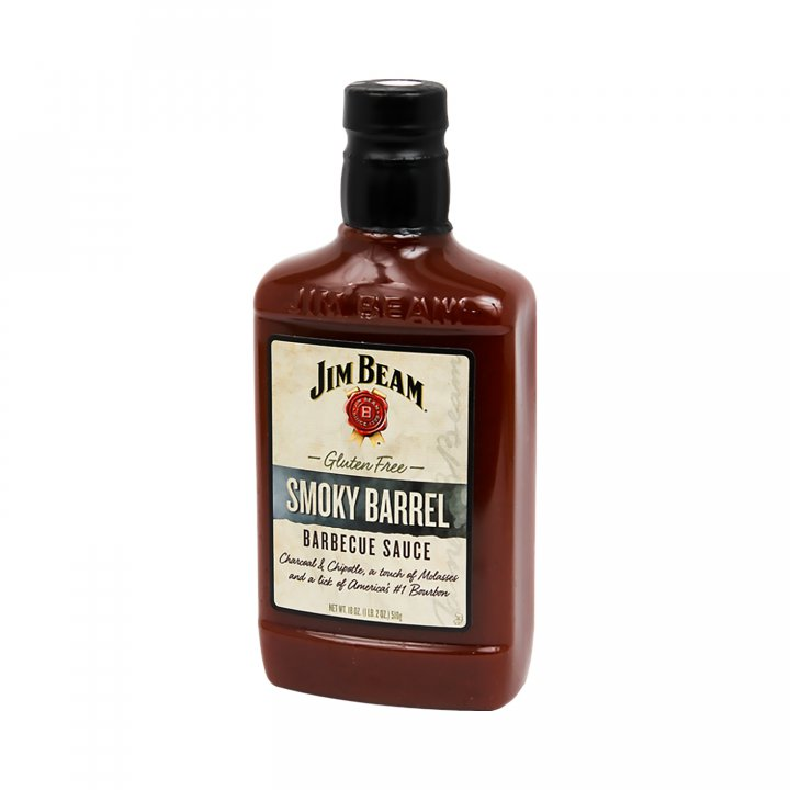 Jim Beam Smoky Barrel BBQ Sauce