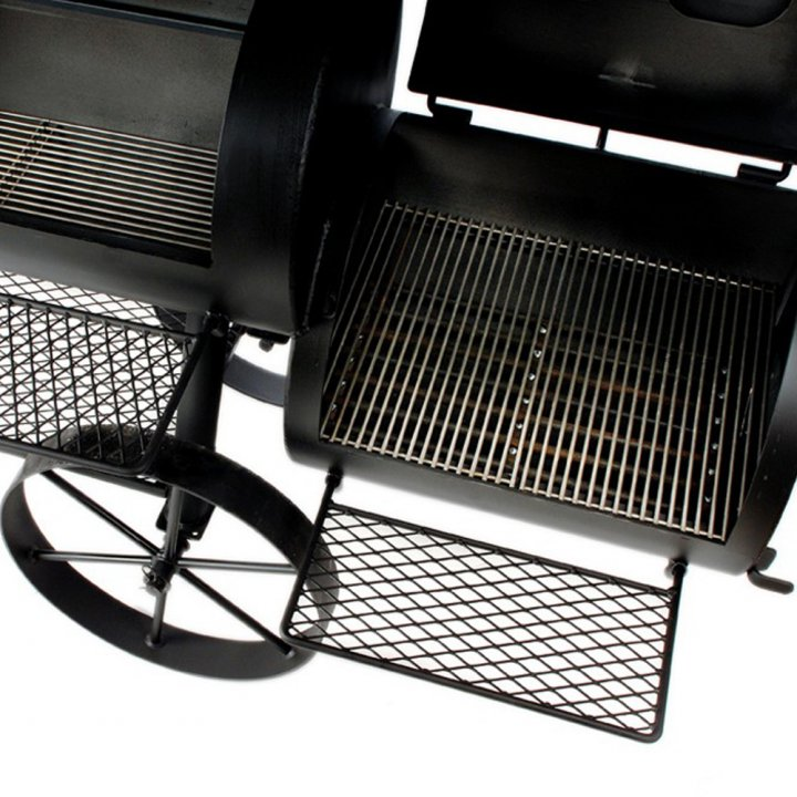 Joe's BBQ Grillrost Edelstahl Garkammer 16'' Chuckwagon