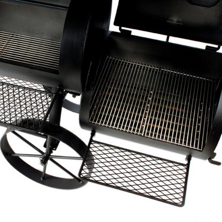 joe 39 s bbq grillrost edelstahl garkammer feuerbox 20 39 39 championship longhorn g nstig kaufen weststyle. Black Bedroom Furniture Sets. Home Design Ideas