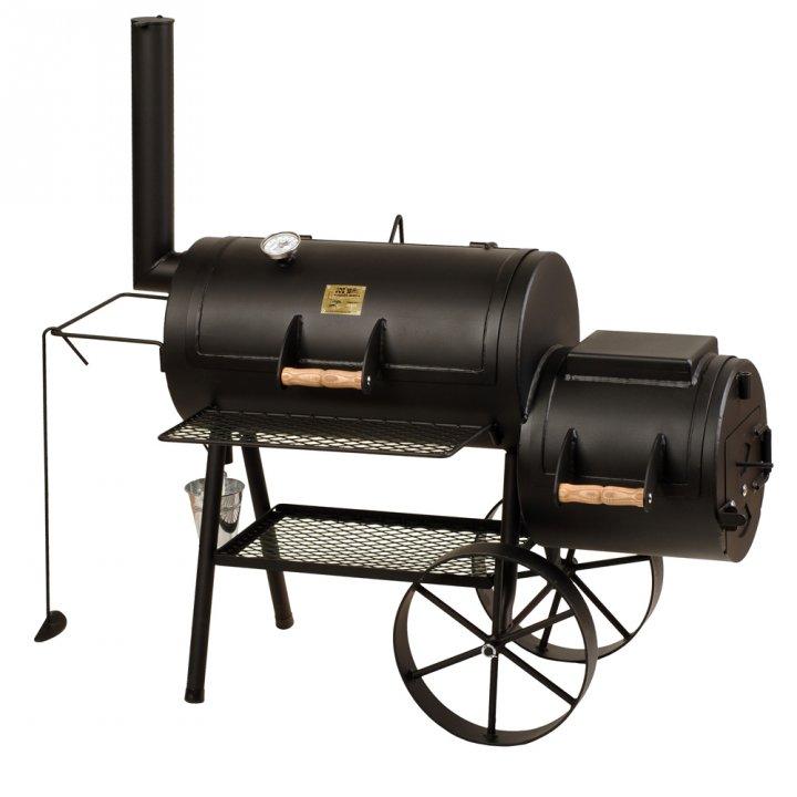 Joe's BBQ Smoker 16'' Special