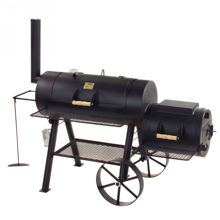 Joe's BBQ Smoker 16'' Texas Classic, lange Version
