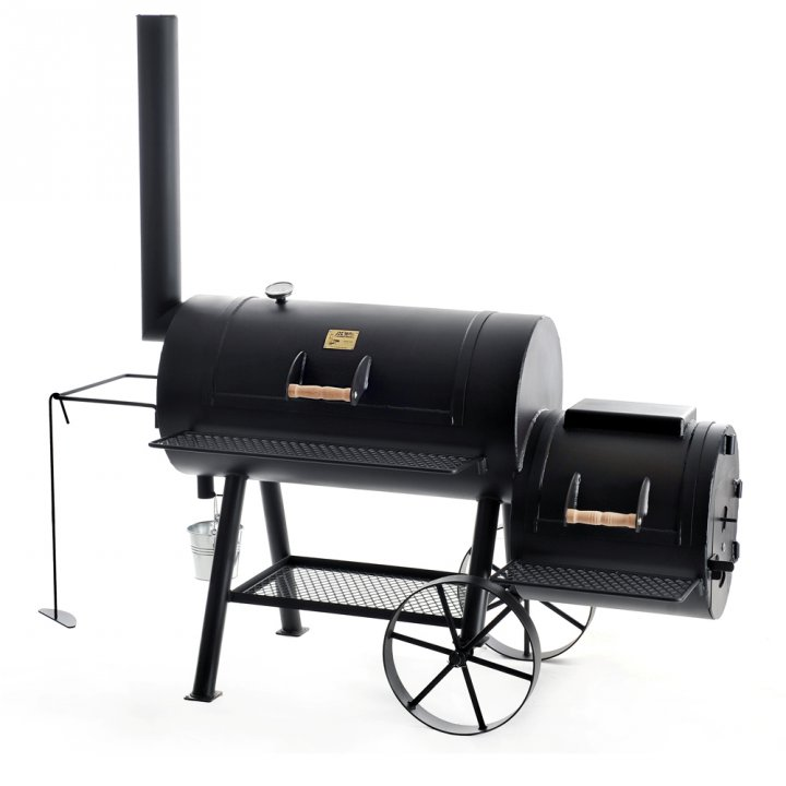 joe 39 s bbq smoker 20 39 39 texas classic g nstig kaufen weststyle. Black Bedroom Furniture Sets. Home Design Ideas