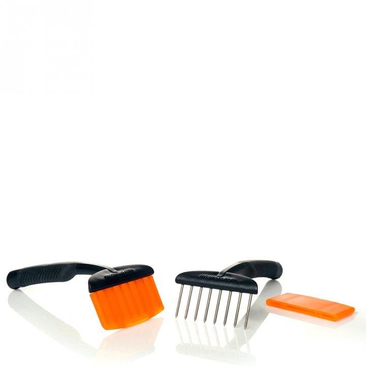 Meatrake Shredding Tool (Paar), Edelstahl/Kunststoff