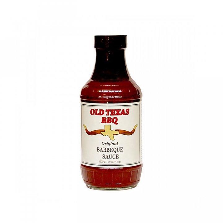 Old Texas BBQ Sauce 455 ml
