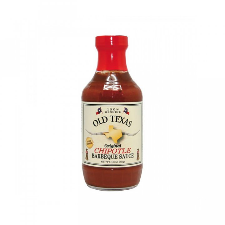 Old Texas Chipotle BBQ Sauce 455 ml